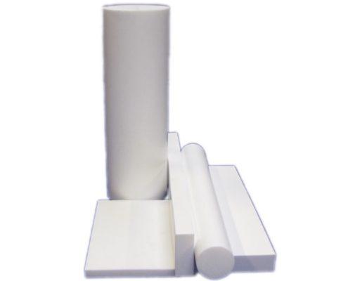 PTFE teflon platen en staf