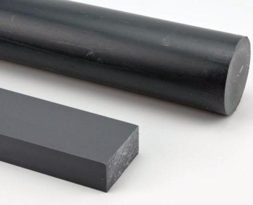 PVC grijs