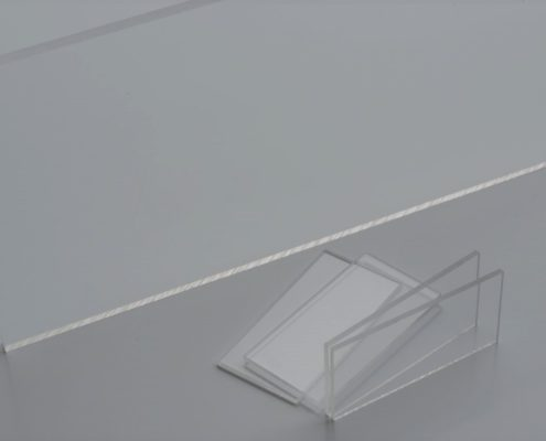 Plexiglas zonnebank plaat uv doorlatend