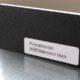 Polycarbonaat zwart plaat makrotech