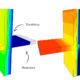 Koudebrug herkennen aan de temperatuursverschillen aan de binnen- en buitenkant